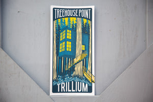 Trillium Poster - Limited Edition