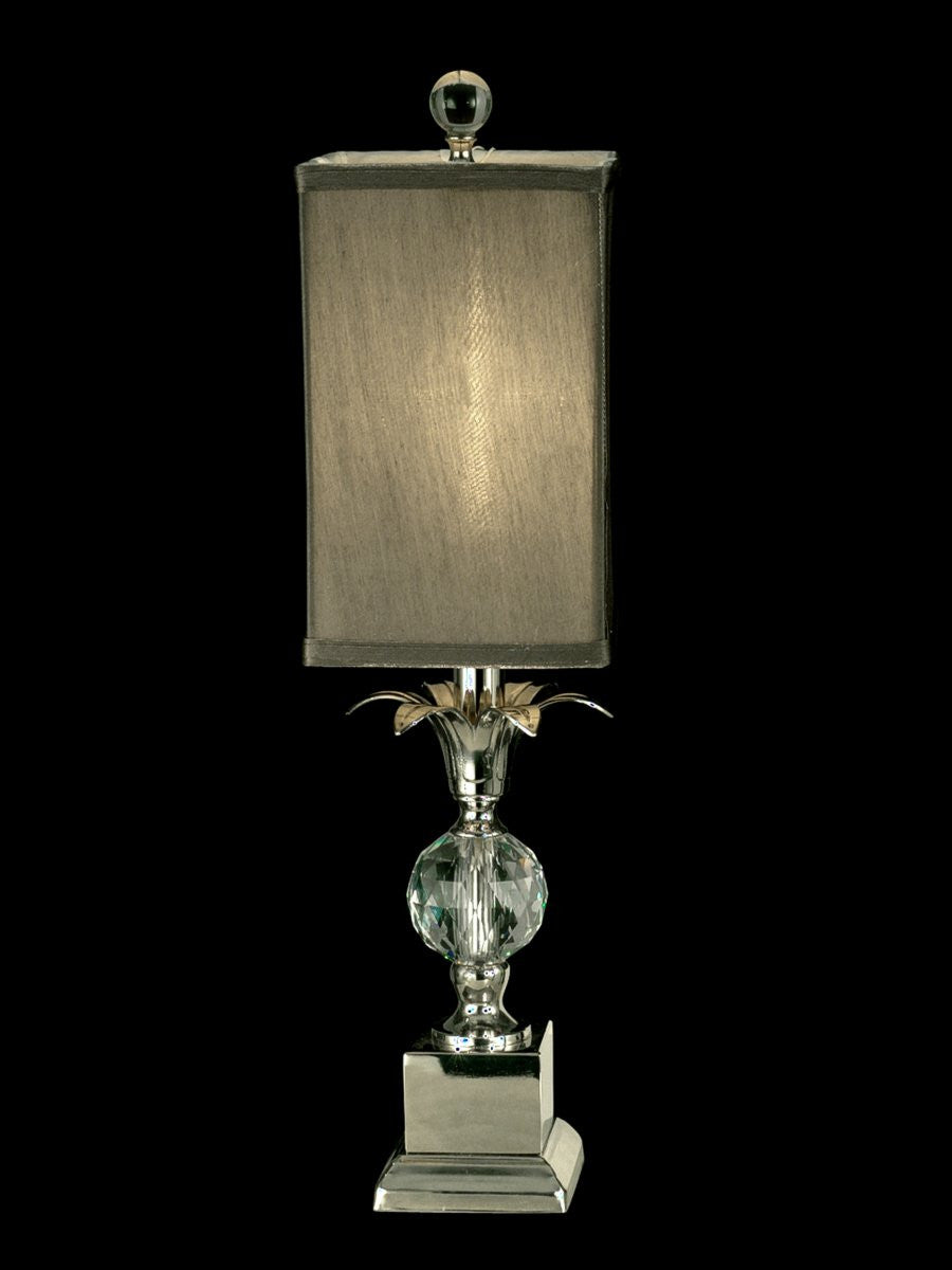 Castine 1-Light Accent Lamp Polished Nickel
