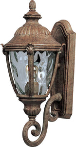"20""h Morrow Bay Vivex 1-Light Outdoor Wall Mount Earth Tone"