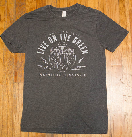 LOTG Grey Lion T-Shirt