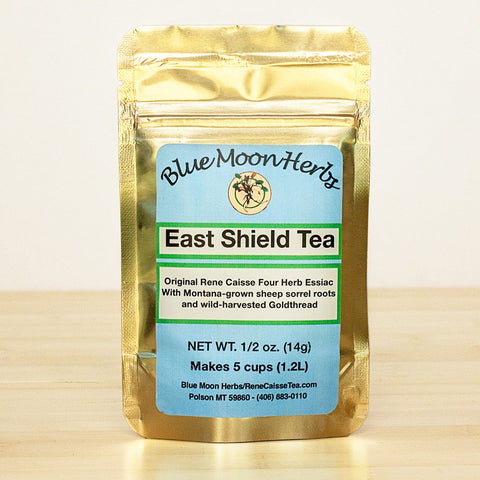 East Shield Tea - Essiac with Goldthread