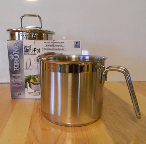 1.9L Tea-making Pot with Straining Lid