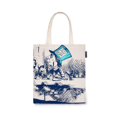 Tote Bag - Lewis Carol - Alice In Wonderland
