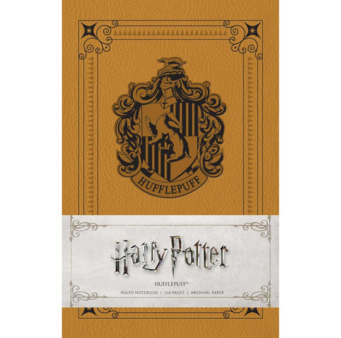 Notebook - Harry Potter - Hufflepuff-Note Book-Book Lover Gifts