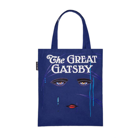 Tote Bag - F. Scott Fitzgerald - The Great Gatsby