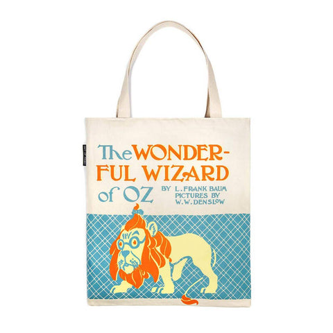 Tote Bag - L. Frank Baum - The Wonderful Wizard of Oz