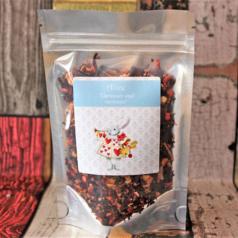 Loose Leaf Tea - Alice in Wonderland - Large