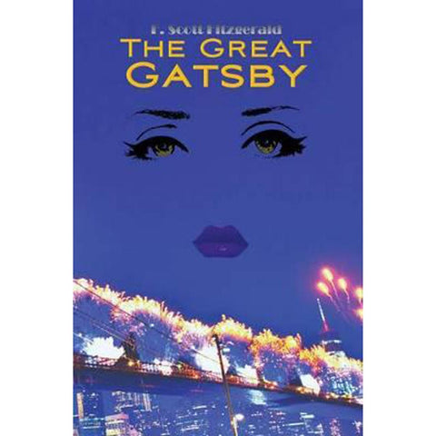 The Great Gatsby - F Scott Fitzgerald - Wisehouse Classics-Book-Book Lover Gifts