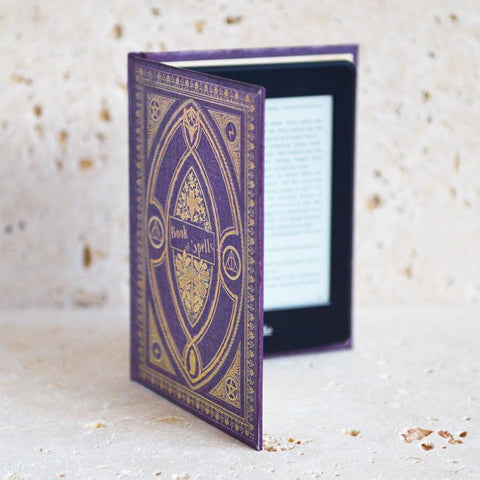 Book Cover - Kindle / Tablet / eReader - Book of Spells - Harry Potter Inspired