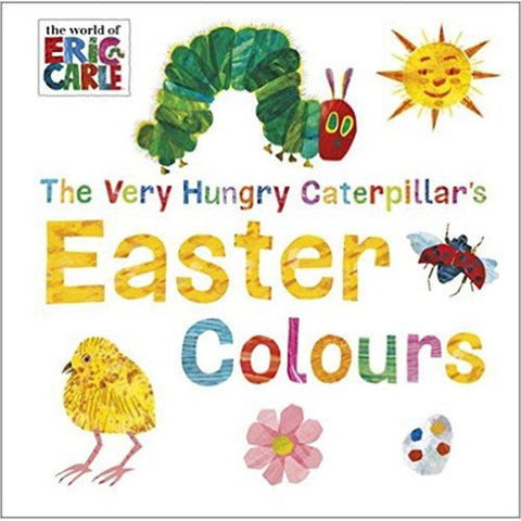 The Very Hungry Caterpillar's Easter Colours-Book-Book Lover Gifts
