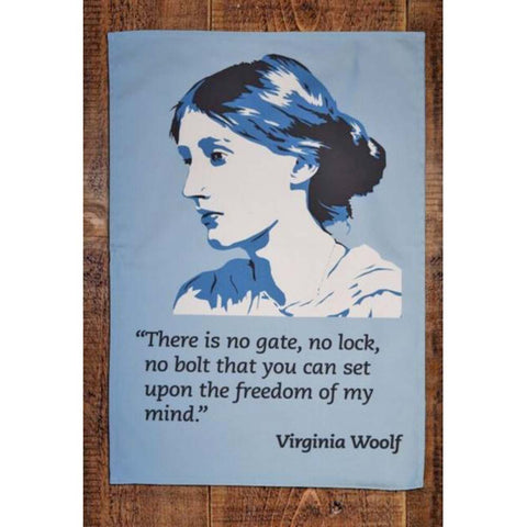 Tea Towel - Radical - Virginia Woolf