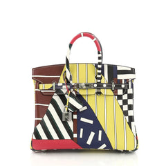 Hermes One Two Three and Away We Go Birkin Bag Limited 3940016