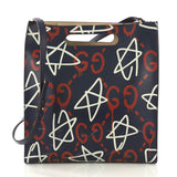 Gucci Tote GucciGhost Leather Medium - Designer Handbag - Rebag