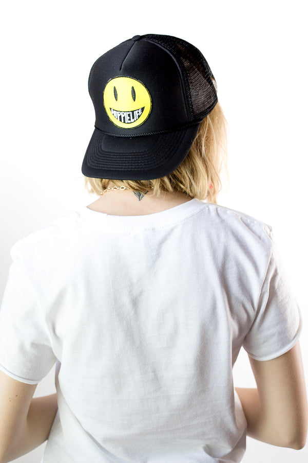 Hippie Life Trucker Hat - Mamie Ruth