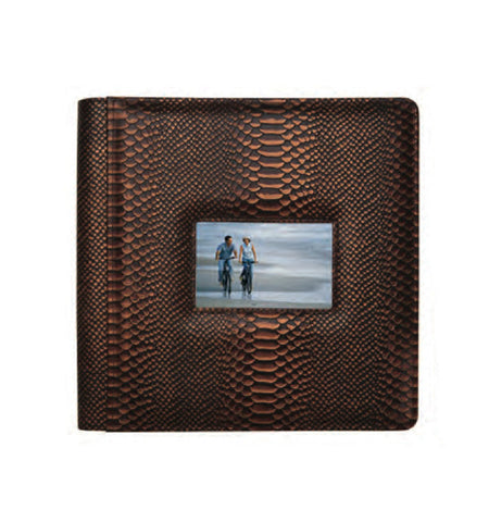113F - Front-Framed Large Single Page Photo Album