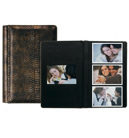 "127 - 4"" x 6"" Three High Photo Album"