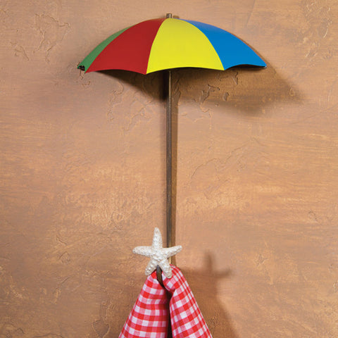 Beach Umbrella Wall Hook