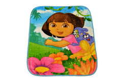Dora Swings Baby Blanket