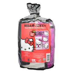 Hello kitty Royal Plush Blanket