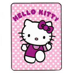 Hello Kitty Micro Sherpa Throw