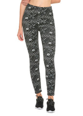 Aztec Print Polar Fleece Leggings # 6003