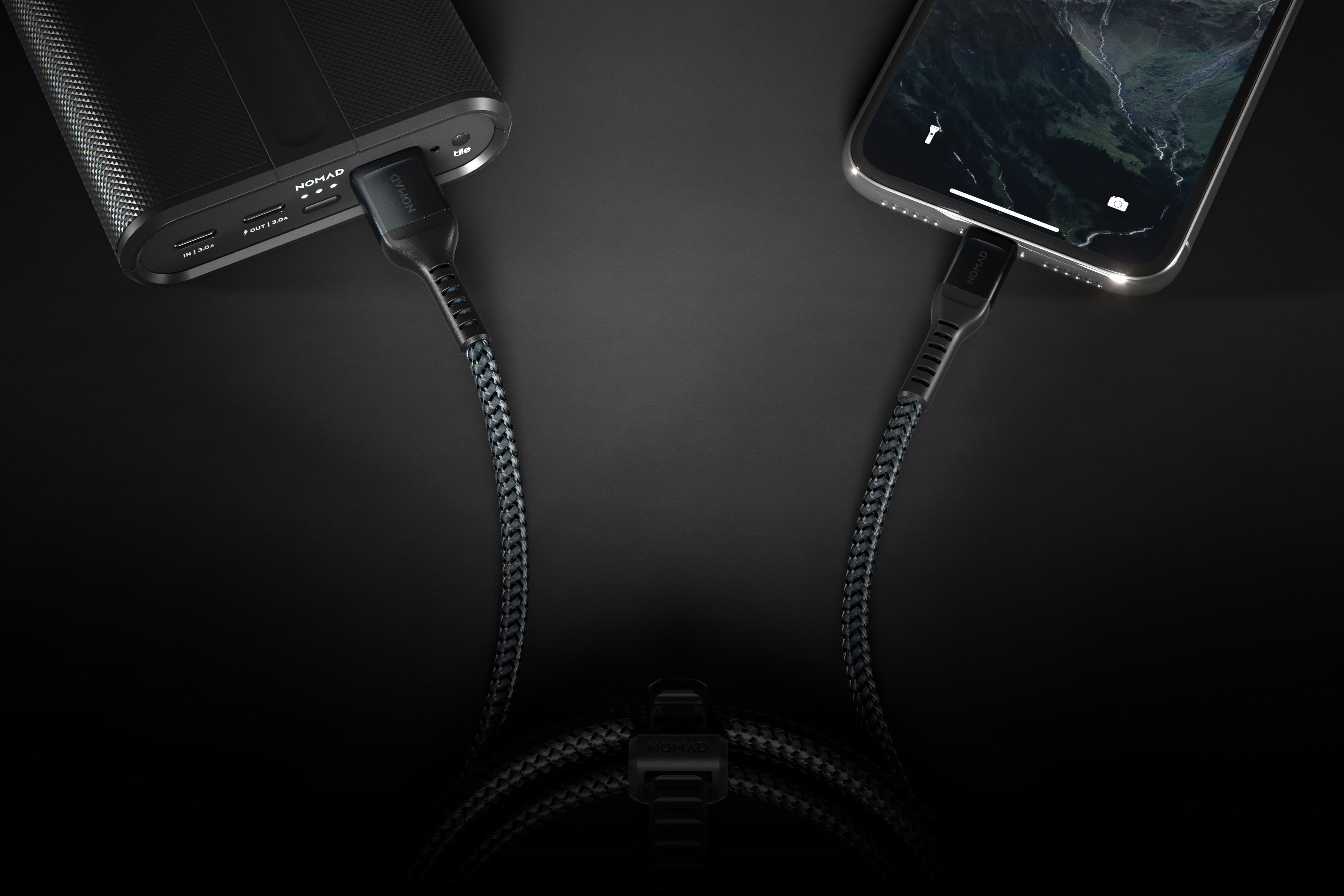 NOMAD® | 1 5m Lightning Cable