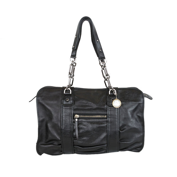 Lanvin | Black Leather Handbag