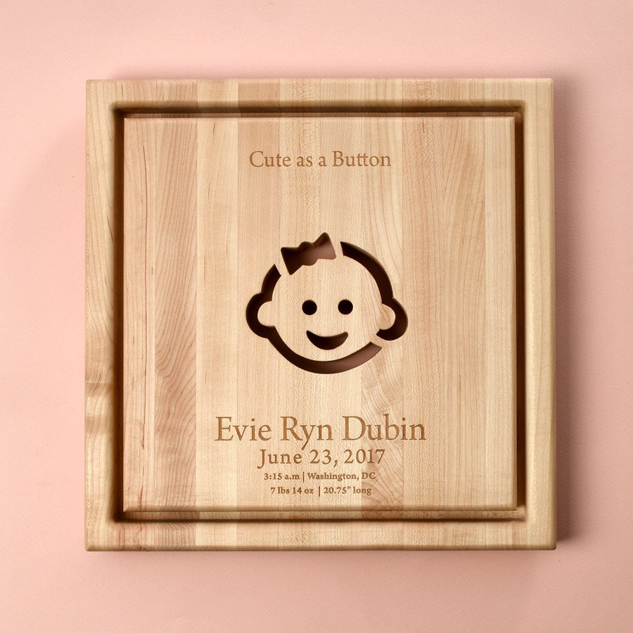 Personalized Baby Gifts - Girls