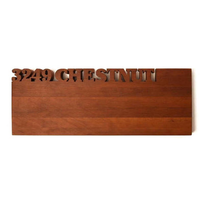 Long Personalized Cutting Board - Words with Boards - 2