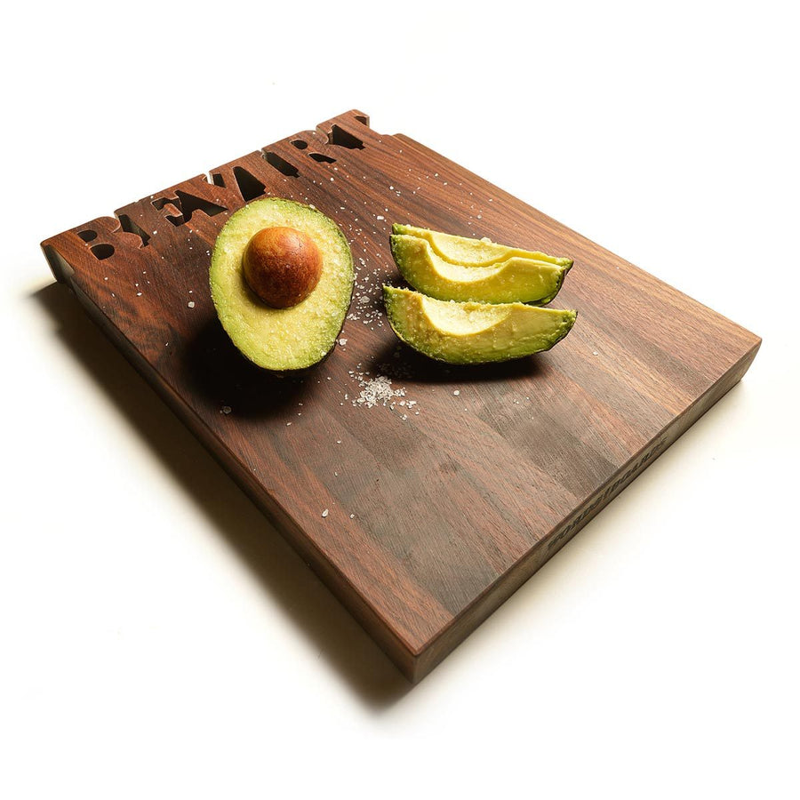 Small Personalized Cutting Board ~ Vertical