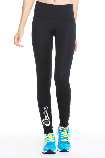 Cleveland Athletic Script - Champion® Women's Legging