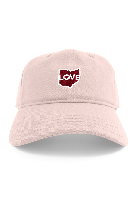 Ohio Pride - Womens Crew - Oatmeal