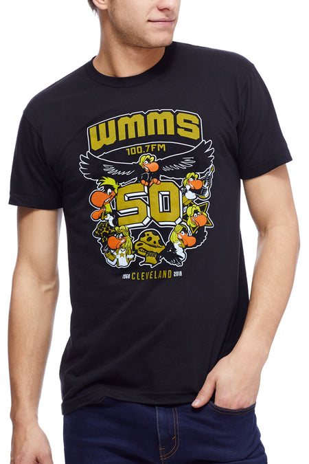 Cruisin' With WMMS - Unisex Crew