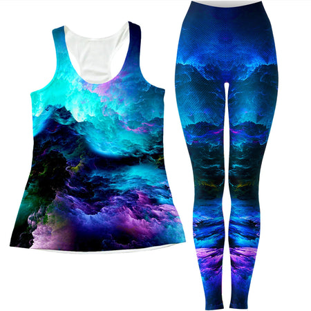 Noctum X Truth - Dream Waves Women's Tank and Leggings Combo