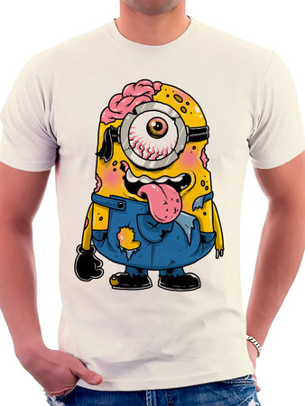 On Cue Apparel - Zombie Minion T-Shirt