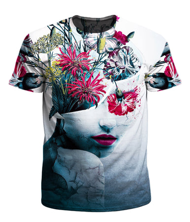 Riza Peker - Spirit of Flowers Men's T-Shirt
