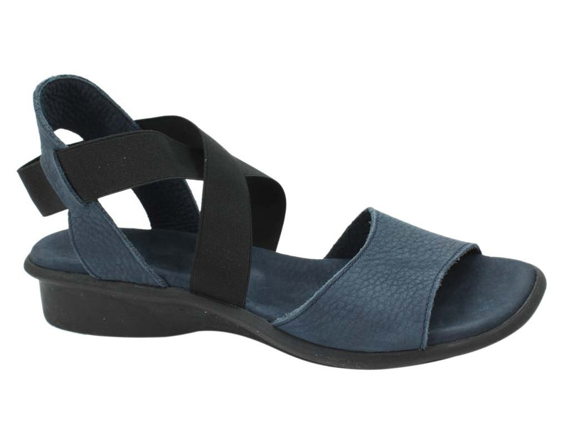 Arche Satia Sandals Navy right side view