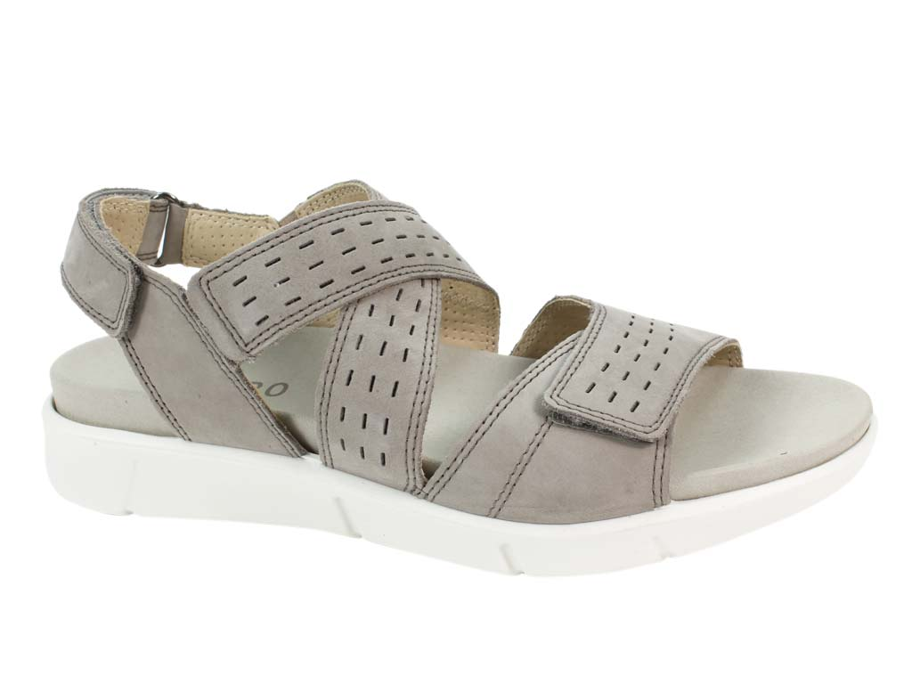 Legero Sandals Fano Griffin Grey side view