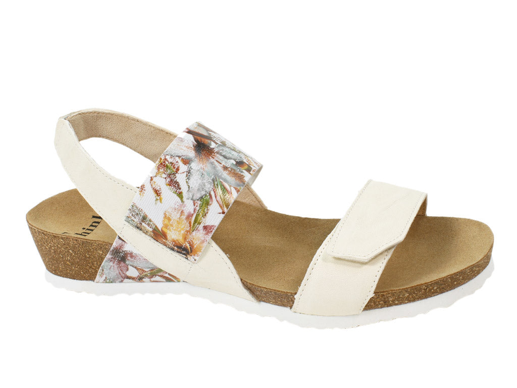 Think Sandals Dumia 84373-94 Ivory/Kombi