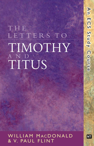 Timothy and Titus, The Letters to