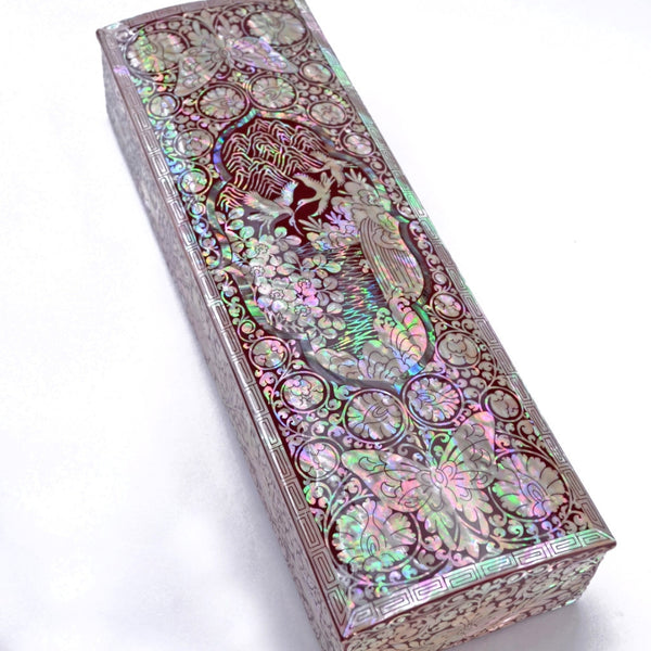 Najeon-Chilgi Mother of Pearl Box | Unique Gift, Handcrafted Box