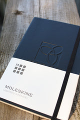 Moleskin Soft Cover Ruled Pocket Notebook - Black