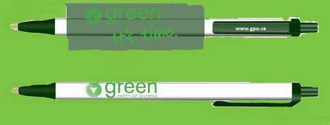 It's Time ECO Pen - FIVE PACK