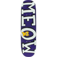 "Meow Logo Mini 7.25"" Deck + FREE GRIP"