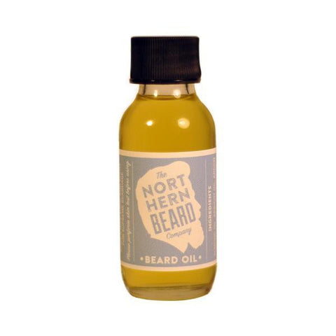 Northern Beard Unscented Oil