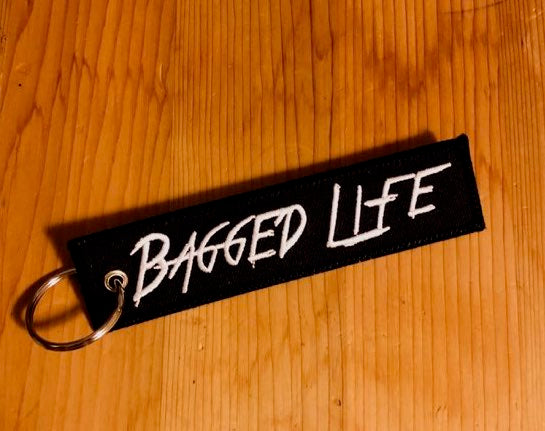 Bagged Life Key Tag
