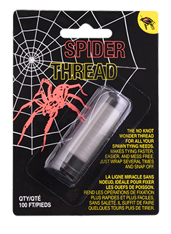 Blackbird Spider Thread