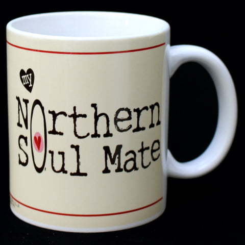 My Northern Soul Mate North Divide Mug  (MBM6)