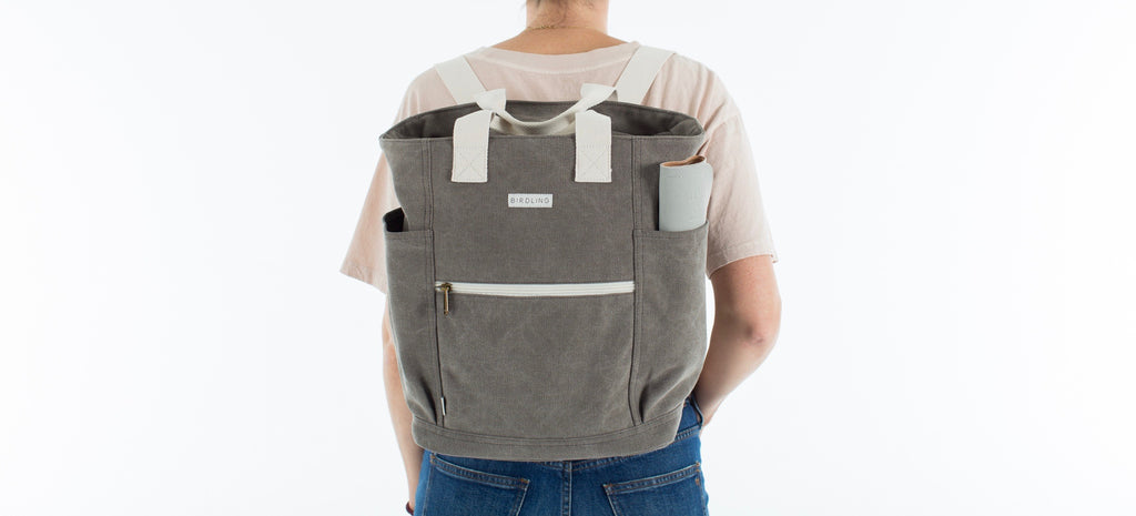 Grey Backpacker Gathre Micro