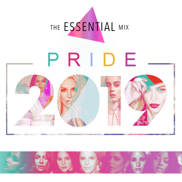 The Essential Mix ' PRIDE 2019  (Various Artist) Continuous CD (SALE)